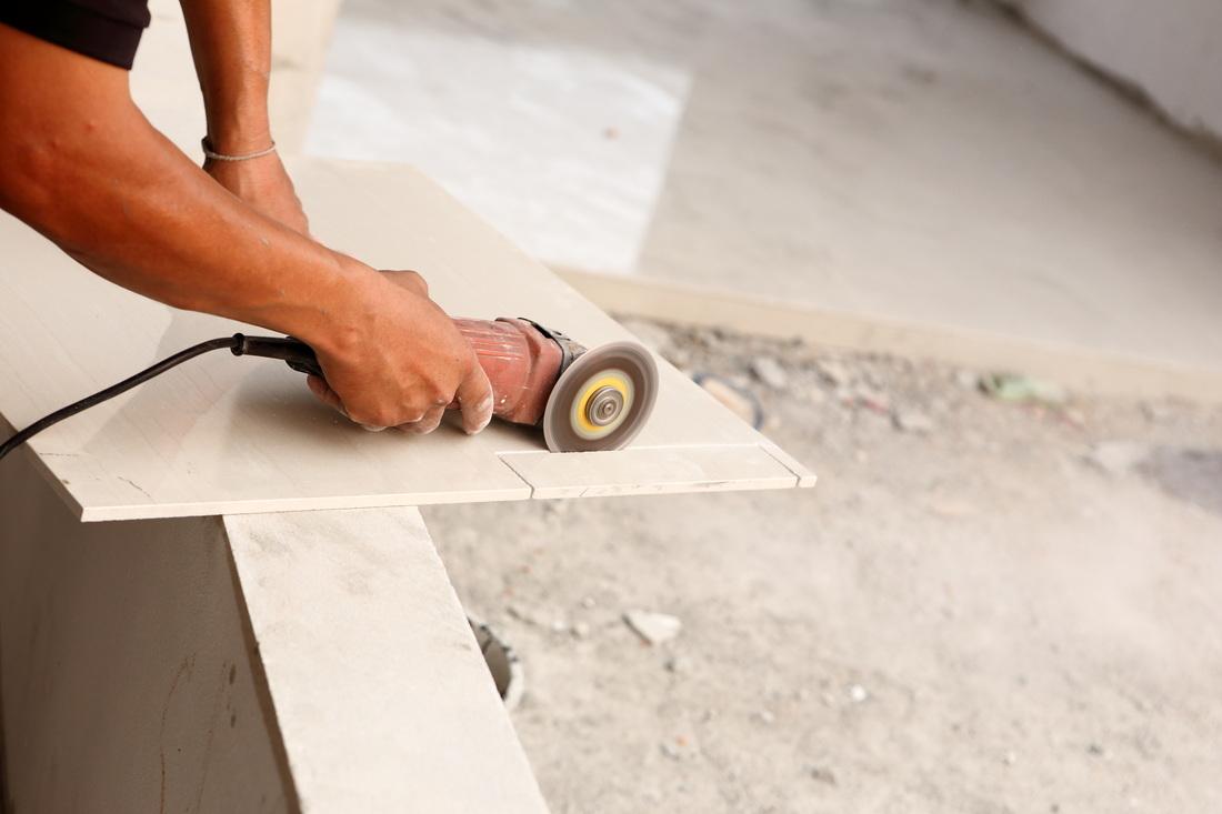 Tile flooring contractors